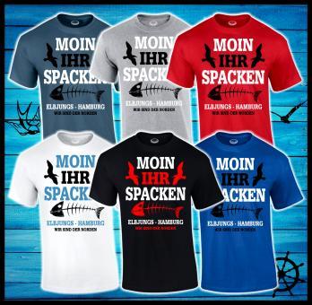 T-Shirt - Elbjungs * Wir sind der Norden *